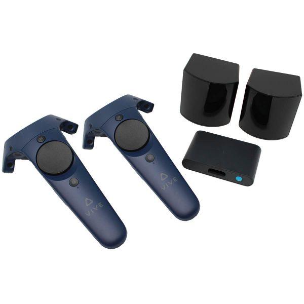 VR Expert HTC vive Pro full kit accessoires