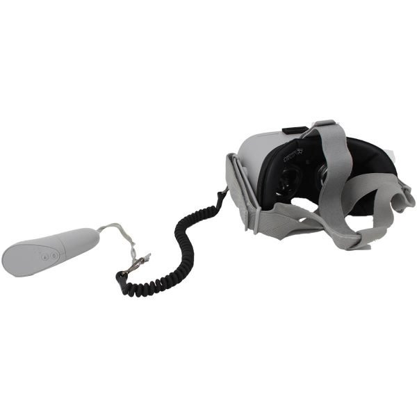 VR Expert Lanyards attached