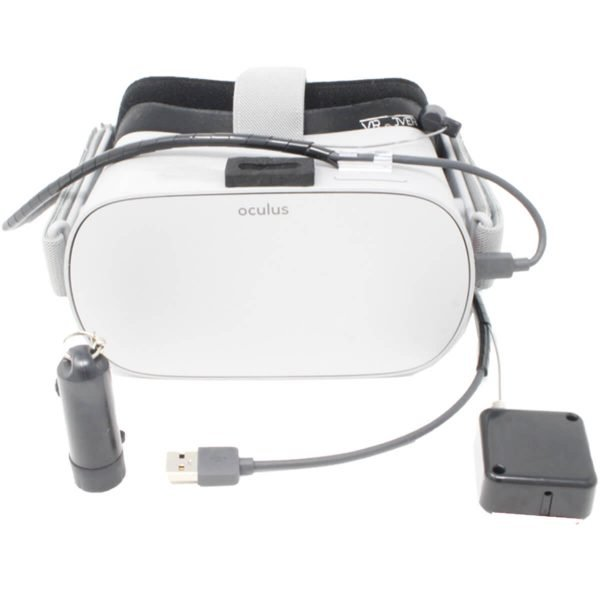 VR Expert iron security cable overview