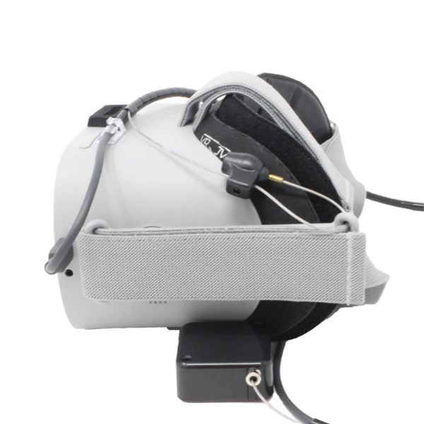 VR Expert iron security cable mounted