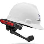 MSA V-Gard® Front Brim Hard Hat -