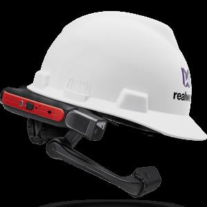 MSA V-Gard® Front Brim Hard Hat