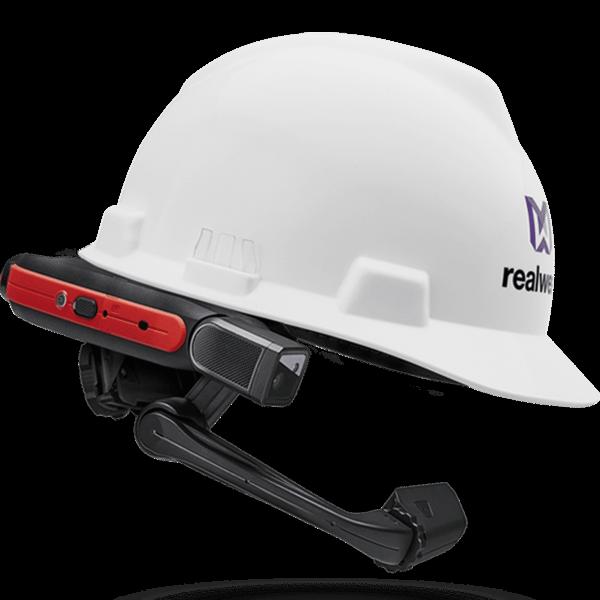 VR Expert Eealwear Front brim hard hat