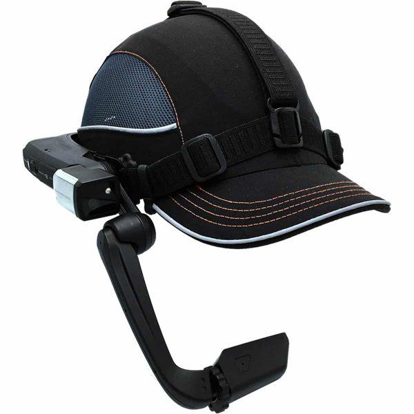 VR Expert Realwear mounted bump cap