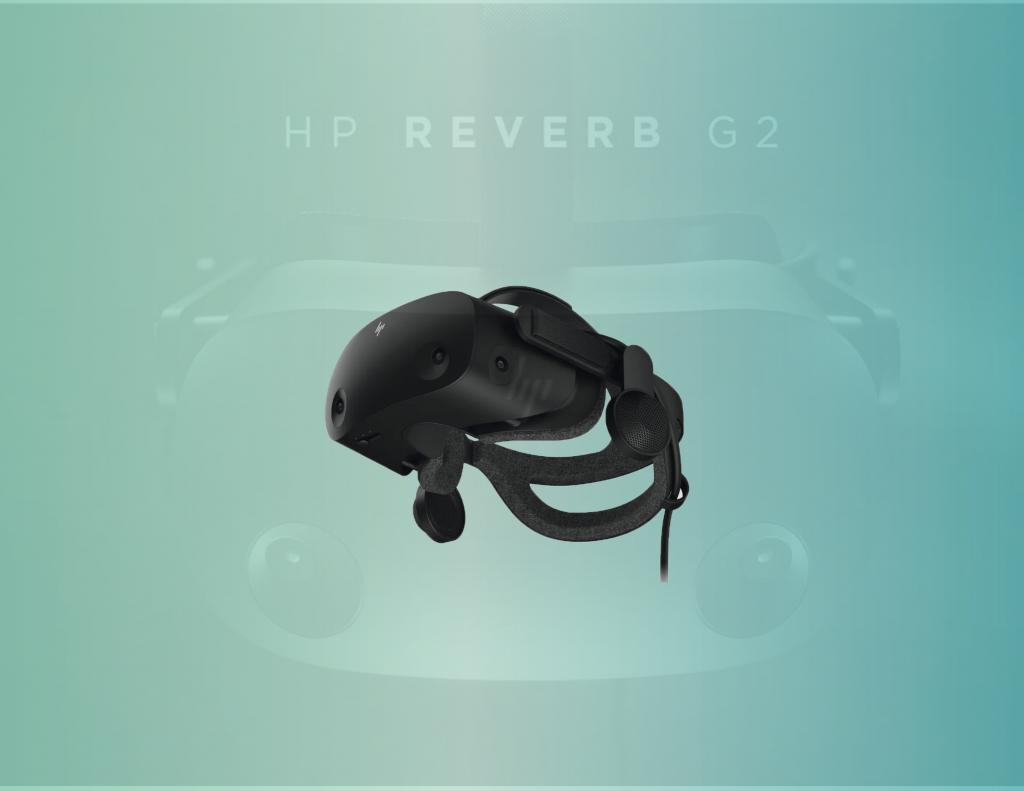 HP Reverb G2