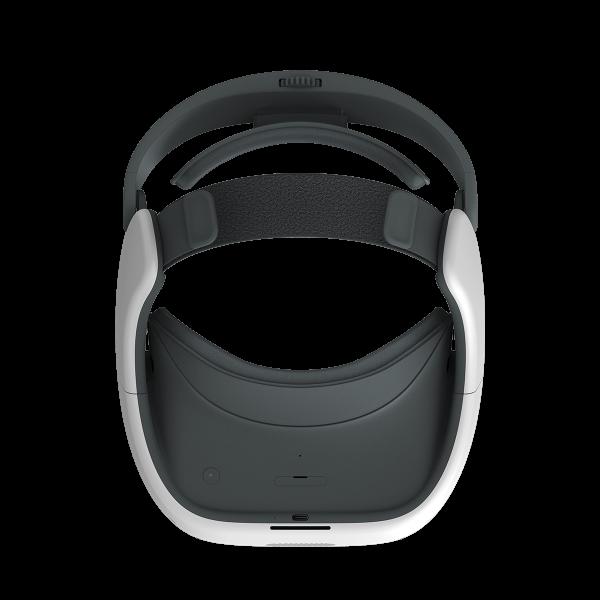 VR Expert HTC Vive focus plus top view