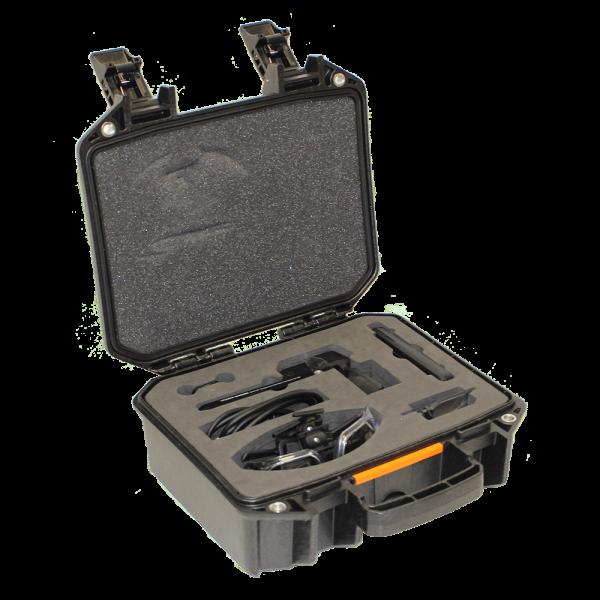 VR expert vuzix m4000 starter kit open case