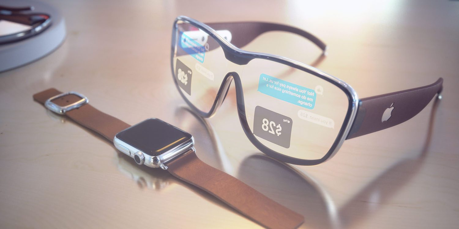 Apple's AR smart glasses