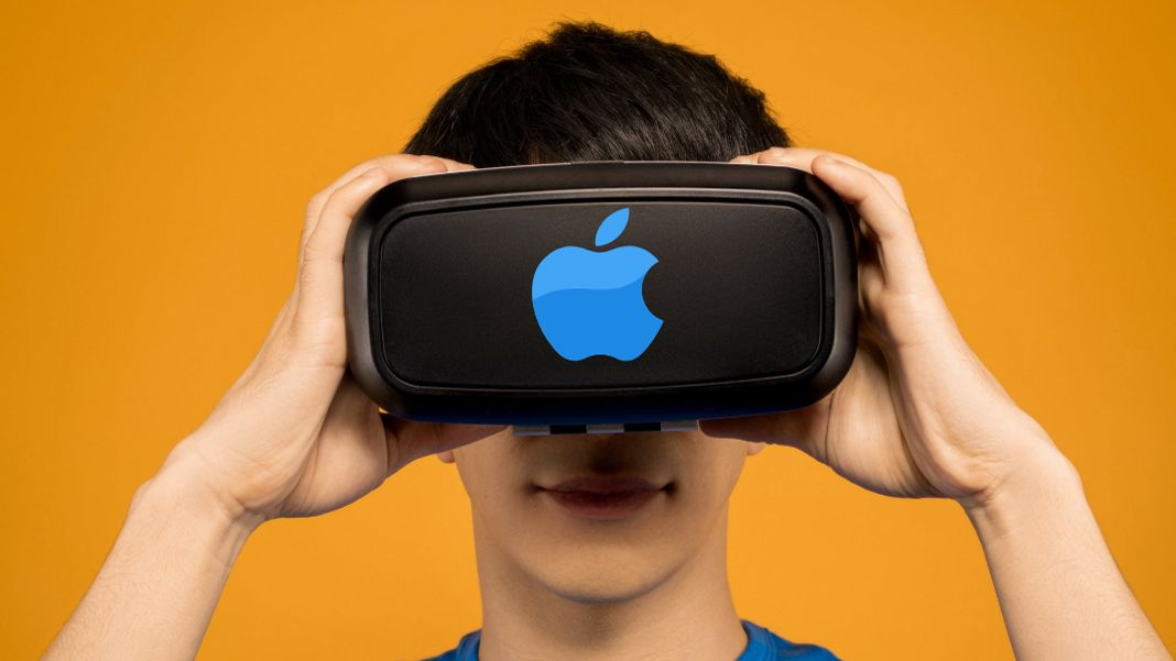 apple vr headset concept