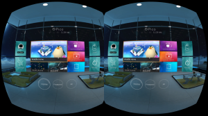 VR Expert Pico Neo 3 Interface