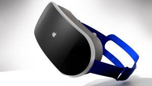 VR Expert Apple headset