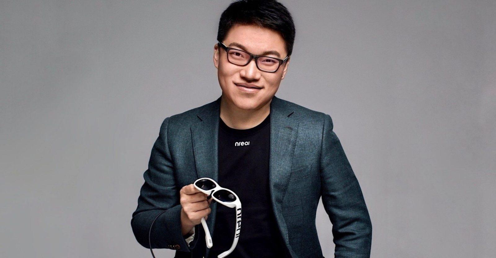 VR expert Chi Xu