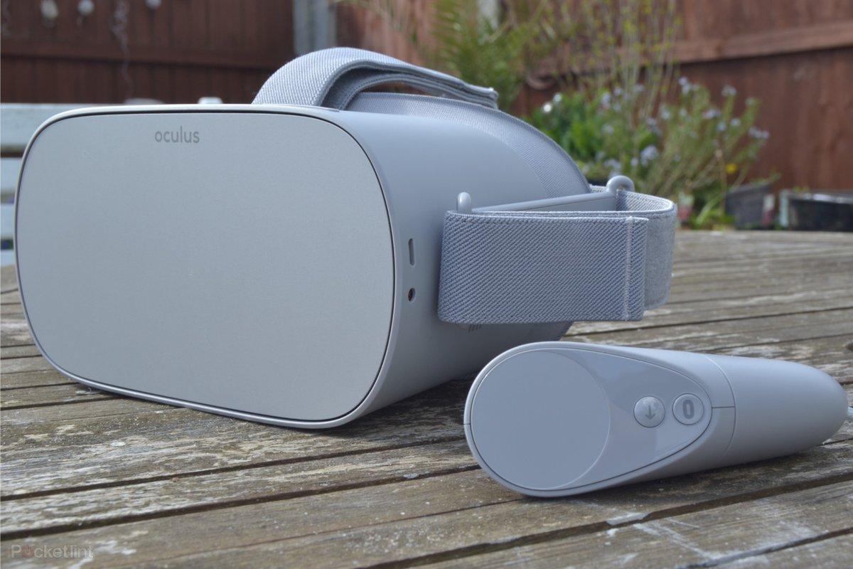 VR expert Oculus Go