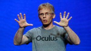VR expert John Carmack