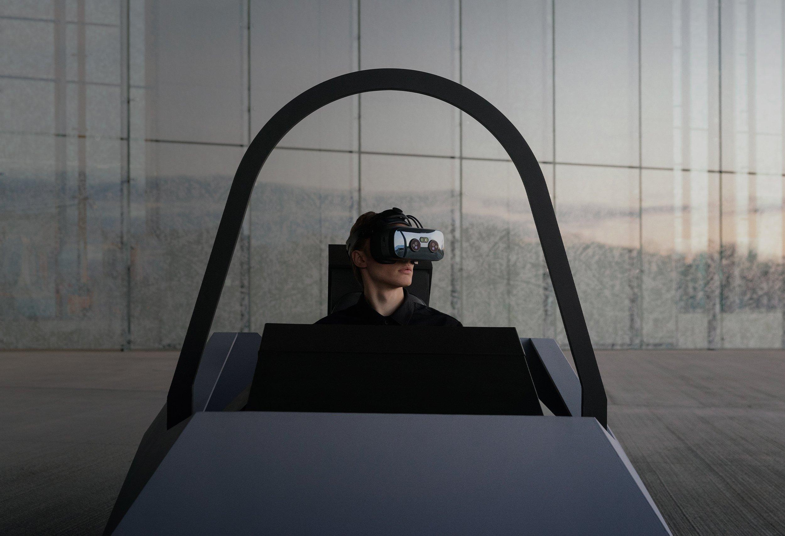 VR Expert - varjo xr
